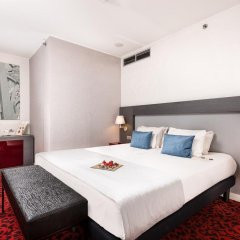 Отель Palazzo Zichy 4* Улучшенный номер с различными типами кроватей фото 10