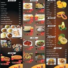 Отель Relax Inn Hikkaduwa Шри-Ланка, Хиккадува - отзывы, цены и фото номеров - забронировать отель Relax Inn Hikkaduwa онлайн питание фото 3
