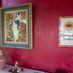 Отель Sindhura Испания, Вехер-де-ла-Фронтера - отзывы, цены и фото номеров - забронировать отель Sindhura онлайн интерьер отеля