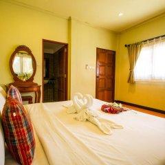 Отель Anahata Resort Samui (Old The Lipa Lovely) 3* Улучшенный номер с различными типами кроватей фото 8