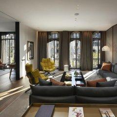 Отель Mandarin Oriental Barcelona 5* Люкс Премьер с двуспальной кроватью фото 4