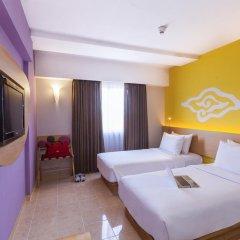 Отель Best Western Kuta Beach 3* Улучшенный номер с различными типами кроватей
