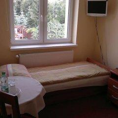 Отель Bluszcz 2* Стандартный номер с различными типами кроватей фото 5