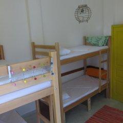 Hostel Durres Кровать в общем номере с двухъярусной кроватью фото 3