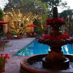 Отель Hacienda de Los Santos фото 4