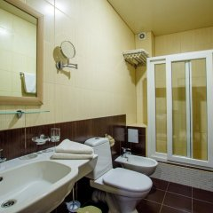 Гостиница Guest House Golden Kids Номер Делюкс с различными типами кроватей фото 17