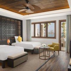 Отель Banana Island Resort Doha By Anantara 5* Номер Премьер с различными типами кроватей фото 4
