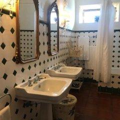Hotel Rural Casa Viscondes Varzea 4* Стандартный номер двуспальная кровать фото 3