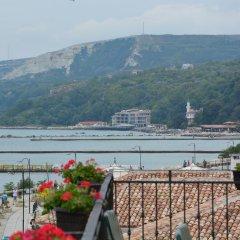 Отель Balchik Amazing Sea View Болгария, Балчик - отзывы, цены и фото номеров - забронировать отель Balchik Amazing Sea View онлайн балкон