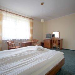 Отель Willa Park Закопане комната для гостей фото 5