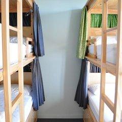 Cats Porto Hostel Кровать в общем номере с двухъярусной кроватью фото 5