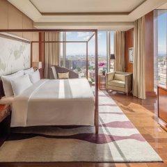 Отель Regent Beijing 5* Люкс с различными типами кроватей фото 3