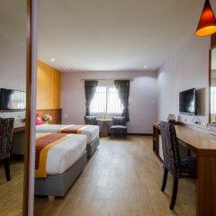 Отель The Win Pattaya 4* Номер Делюкс с различными типами кроватей