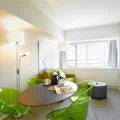 Thon Hotel Brussels City Centre 4* Улучшенный номер с разными типами кроватей фото 3