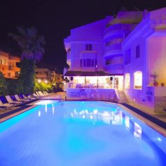 Отель Angel's Suites Marmaris бассейн