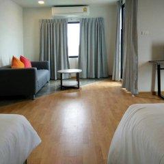 Отель See also Jomtien 3* Семейный номер Делюкс с разными типами кроватей фото 4