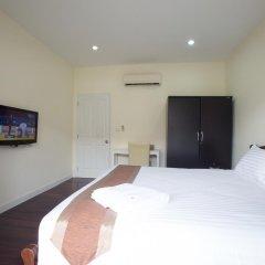 Отель Wonderful Pool house at Kata 3* Улучшенный номер разные типы кроватей фото 2