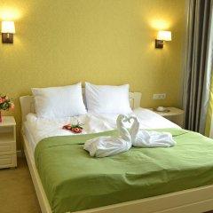 Гостиница Ajur 3* Стандартный номер 2 отдельными кровати фото 16