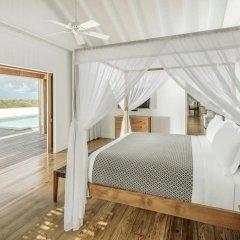 Отель COMO Parrot Cay комната для гостей фото 3