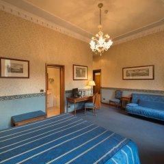 Strozzi Palace Hotel 4* Стандартный номер с различными типами кроватей фото 5