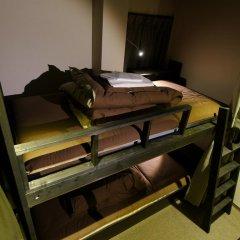 Fukuoka Hana Hostel Кровать в женском общем номере фото 5