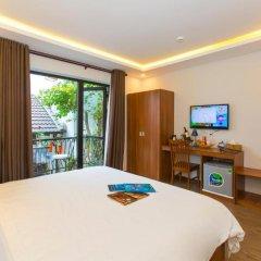 Отель Riverside Impression Homestay Villa 3* Стандартный номер с различными типами кроватей фото 2
