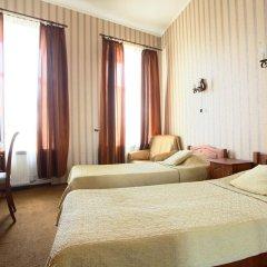 Гостиница Крыша 3* Стандартный номер с разными типами кроватей фото 8