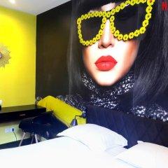 Отель Le Glam's Hôtel развлечения