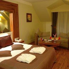 Meder Resort Hotel - Ultra All Inclusive 5* Стандартный номер с разными типами кроватей фото 11
