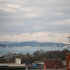 Sirkeci Park Hotel балкон