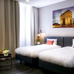 Atlas Hotel Brussels 3* Стандартный номер с 2 отдельными кроватями фото 3