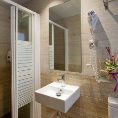 Отель Hostal Barcelona Стандартный номер с различными типами кроватей фото 15