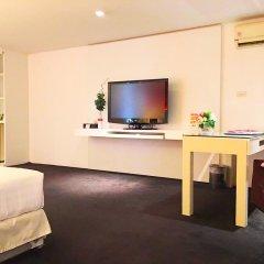 I Residence Hotel Silom 3* Номер Делюкс с различными типами кроватей фото 7