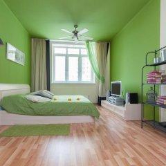 Апартаменты Максим Апартаменты с различными типами кроватей фото 41