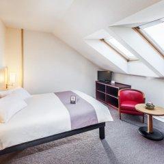 Отель ibis Praha Wenceslas Square 3* Стандартный номер с различными типами кроватей фото 3