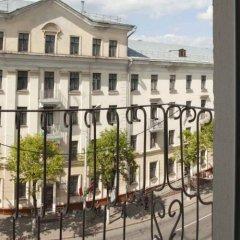 Апартаменты Historic Center Apartment Минск балкон