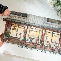 Отель Counting Sheep Hostel Таиланд, Бангкок - 1 отзыв об отеле, цены и фото номеров - забронировать отель Counting Sheep Hostel онлайн интерьер отеля фото 2