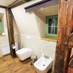 Отель Necton Prague Castle Apartments Чехия, Прага - отзывы, цены и фото номеров - забронировать отель Necton Prague Castle Apartments онлайн ванная фото 2