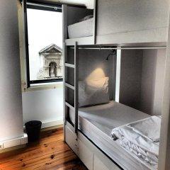 Hub New Lisbon Hostel Стандартный номер с различными типами кроватей