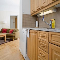 Отель Hellsten Helsinki Senate 3* Апартаменты с разными типами кроватей фото 3