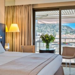 Hotel Barriere Le Gray d'Albion 4* Улучшенный номер фото 7