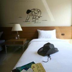 Chern Hostel Стандартный номер с различными типами кроватей фото 3