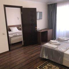 Гостиница Русь (Геленджик) 3* Стандартный семейный номер с двуспальной кроватью фото 7