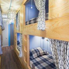 Хостел InDaHouse Кровать в мужском общем номере фото 3