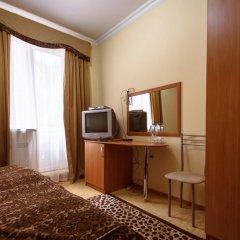 Отель Шато Леопард Домбай удобства в номере