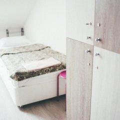 Хостел Крыша Кровать в общем номере двухъярусные кровати фото 8