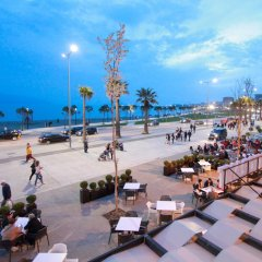Hotel Primavera пляж