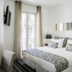 Отель Marino Lisboa Boutique Hotel Португалия, Лиссабон - отзывы, цены и фото номеров - забронировать отель Marino Lisboa Boutique Hotel онлайн комната для гостей фото 4