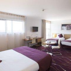 Louis Fitzgerald Hotel 4* Стандартный семейный номер с различными типами кроватей фото 3
