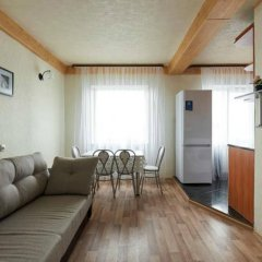Гостиница Двухкомнатная квартира на Ленина комната для гостей фото 2